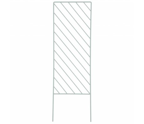Ferm Living Planten rek Rectangle mint groen 24x75cm