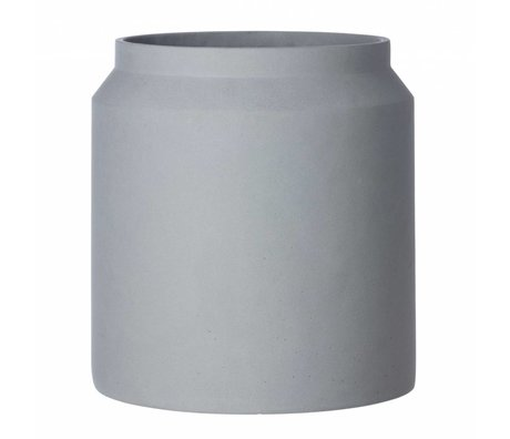 Ferm Living Pot plant for light gray concrete large ø36x39cm