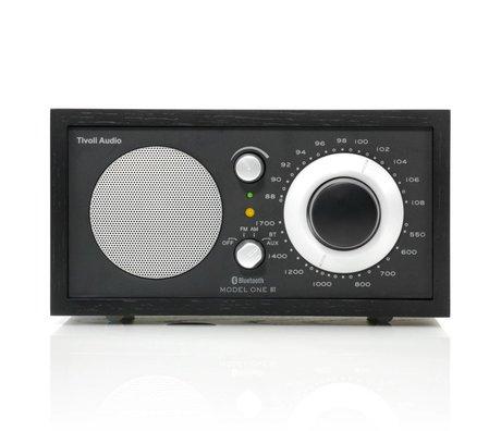 Tivoli Audio Tabelle Radio One Bluetooth schwarz 21,3x13,3xh11,4cm
