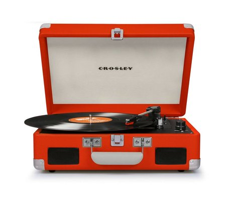 Crosley Radio Crosley Cruiser 2 Orange 26,7x35,6x11,8cm