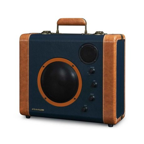 Crosley Radio Crosley Sound Bomb blue 12x35,5x29cm