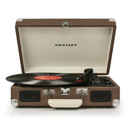 Crosley Radio Crosley Cruiser Tweed 26,7x35,6x11,8cm