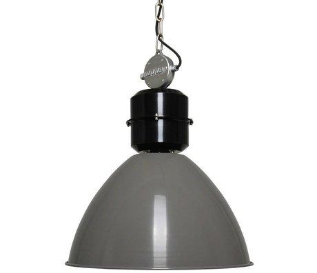 Anne Lighting Anne Frisk pendentif gris clair aluminium ø50x49cm