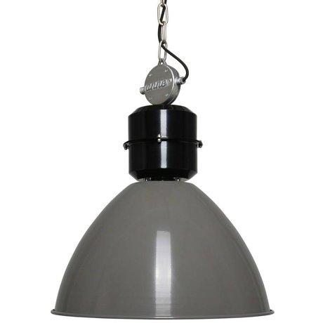Anne Lighting Hanglamp Anne Frisk grijs aluminium ø50x49cm
