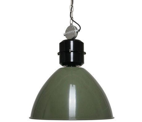 Anne Lighting Anne Frisk Pendelleuchte grün Aluminium ø50x49cm