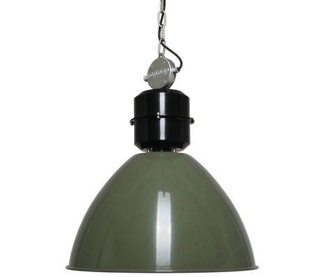 Anne Lighting Hanglamp Anne Frisk groen aluminium ø50x49cm
