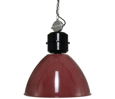 Anne Lighting Hanglamp Anne Frisk rood aluminium ø50x49cm