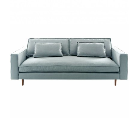 I-Sofa Sara bench 3 seater light 215x84x94cm