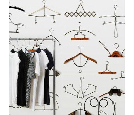 NLXL-Daniel Rozensztroch Behang Hangers multicolor 1000x48,7cm