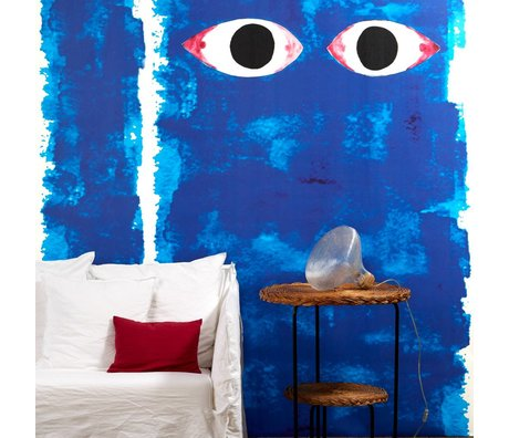 NLXL-Paola Navone Behang Blue Eyes blauw 900x49cm