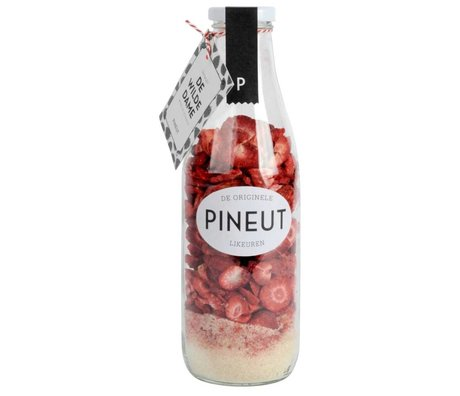 Pineut Likeur DE WILDE DAME 750ml