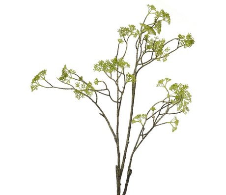 HK-living Decoration blooming berries branch 106cm