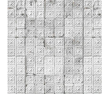 NLXL-Merci Tile Boîtes papier peint Brooklyn Tin-04