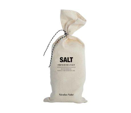 Nicolas Vahe Salz Französisch Meersalz 250g