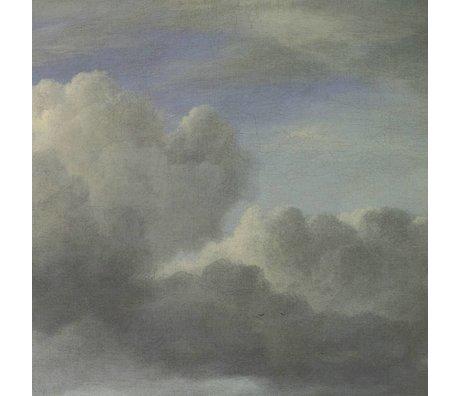 KEK Amsterdam Behang Golden Age Clouds III multicolor vliespapier 389,6x280cm