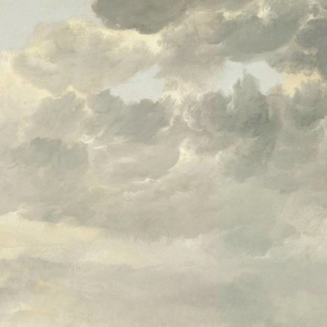KEK Amsterdam Behang Golden Age Clouds I multicolor vliespapier 389,6x280cm
