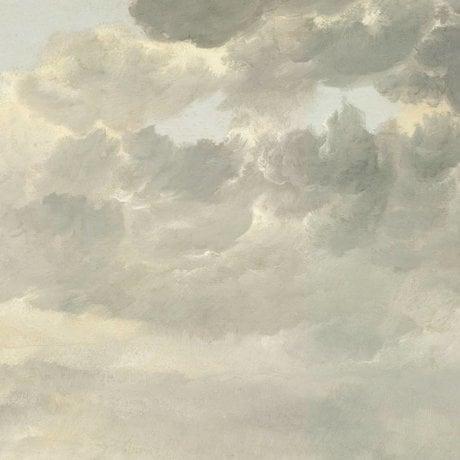 KEK Amsterdam Behang Golden Age Clouds I multicolor vliespapier 389,6x280cm