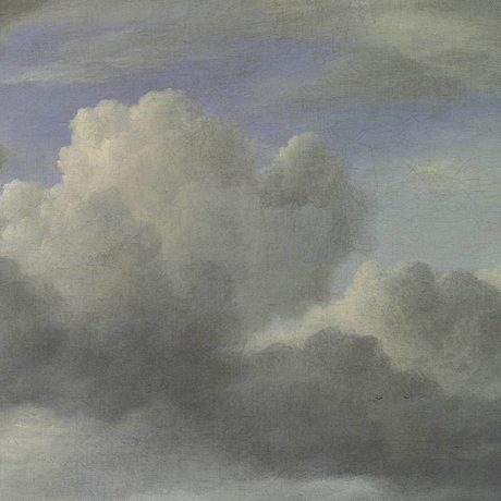 KEK Amsterdam Fond d'écran Golden Age Clouds III du papier multicolores web 292,2x280cm