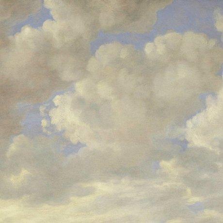 KEK Amsterdam Wallpaper Golden Age Wolken II Mehrfarbenpapierbahn 292,2x280cm
