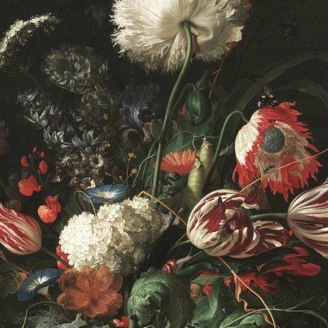 KEK Amsterdam Behang Golden Age Flowers I multicolor vliespapier 194,8x280cm