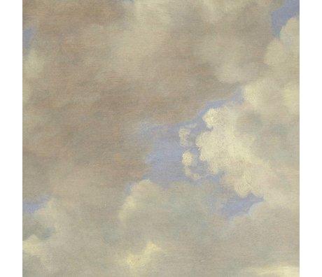 KEK Amsterdam Wallpaper Golden Age Wolken II Mehrfarbenpapierbahn 194,8x280cm
