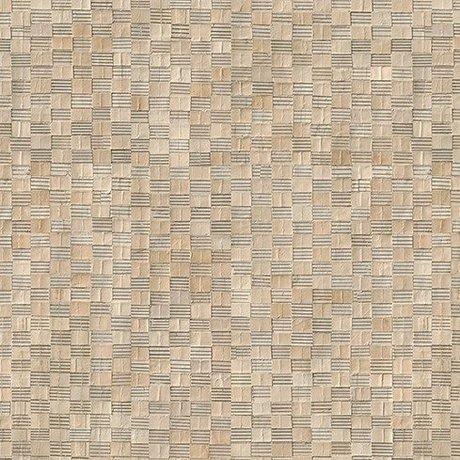 NLXL-Arthur Slenk Wallpaper 'Remixed 5' Papier 900x48.7cm creme / schwarz