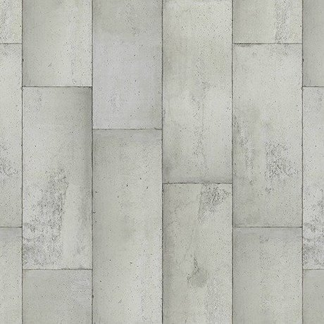 NLXL-Piet Boon Wallpaper concrete look concrete1, gray, 9 meters