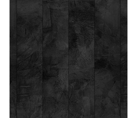 NLXL-Piet Boon Wallpaper Betonoptik concrete7, schwarz, 9 Meter