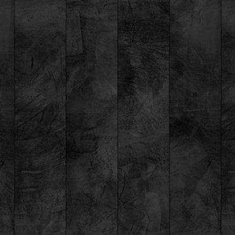 NLXL-Piet Boon Fond d'écran regard concret concrete7, noir, 9 mètres