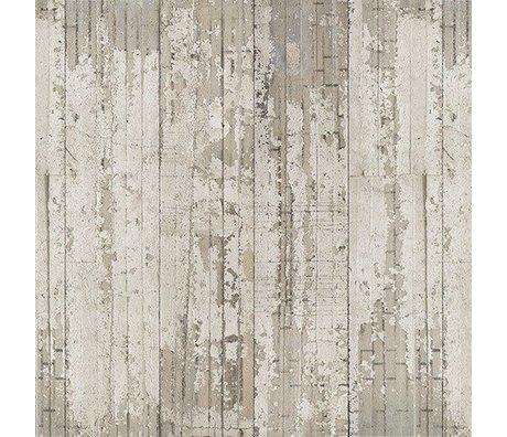 NLXL-Piet Boon Behang betonlook concrete6, grijs, 9 meter