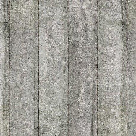 NLXL-Piet Boon Behang betonlook concrete3, grijs, 9 meter
