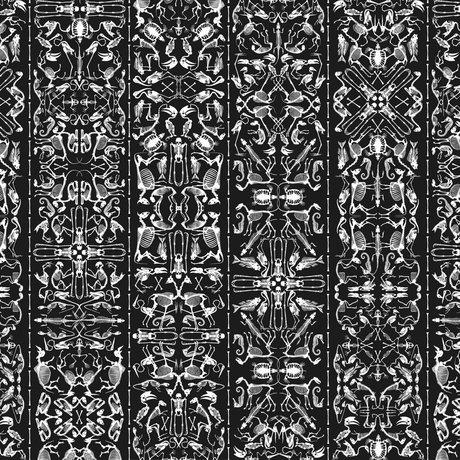 "NLXL-Studio Job Wallpaper ""Perished 03"" papier 900x48.7cm noir / blanc"