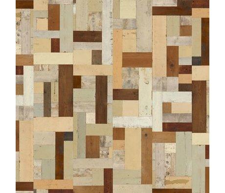 NLXL-Piet Hein Eek Bois de démolition Wallpaper 06