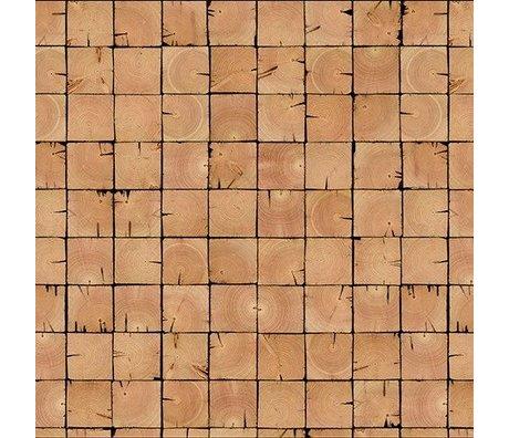 NLXL-Piet Hein Eek Wallpaper 'Scrapwood 09' x 48,7 cm Papier buin 900