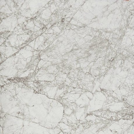 Ferm Living Wallpaper marble white / gray paper 10.05mtrx53cm