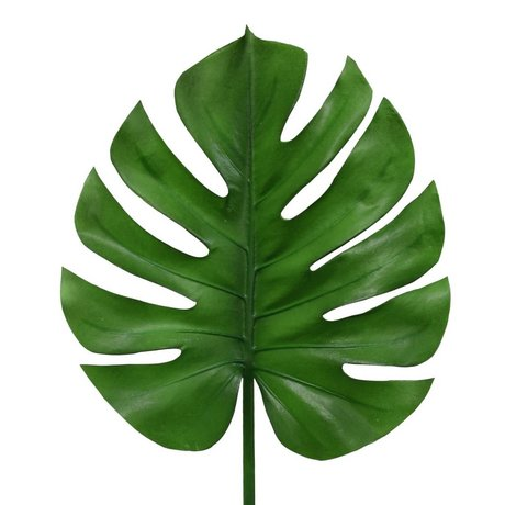 HK-living Monstera Zweig Dekoration 73cm