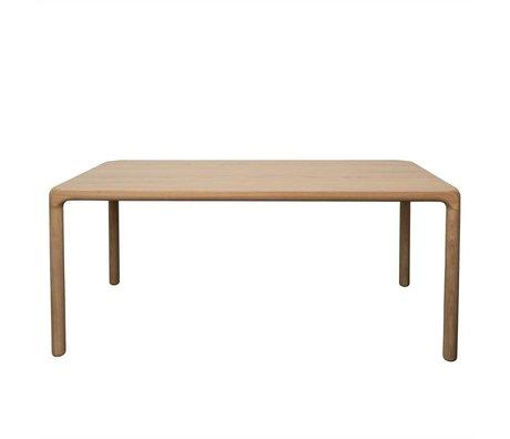Zuiver Naturholztisch 2 Größen, TABLE STORM