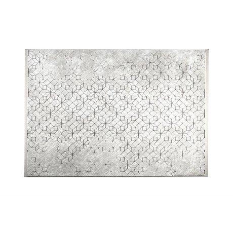 Zuiver Vloerkleed Yenga grijs 160x230cm