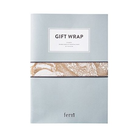 Ferm Living Book gift wrap multicolour 30x42cm