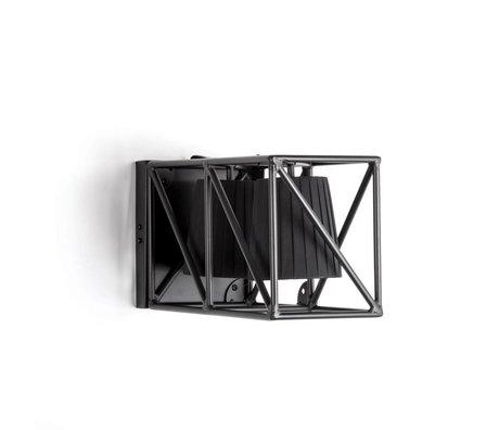 Seletti Wandlamp Multilamp Wall black zwart metaal 38x22x17,5cm
