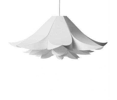 Normann Copenhagen Hängeleuchte Norm 06 Medium weißes Licht Folie Ø62x30cm