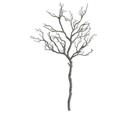 HK-living Decoration twisted tree branch 95cm
