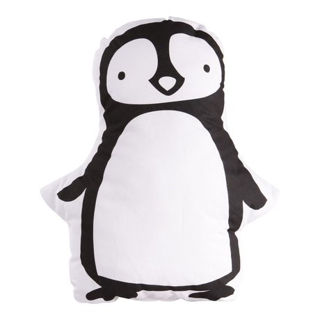 A Little Lovely Company Penguin Kissen 30x34cm