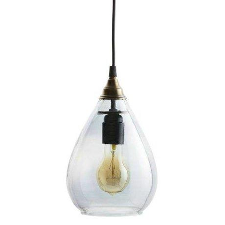 glazen hanglamp wonenmetlef