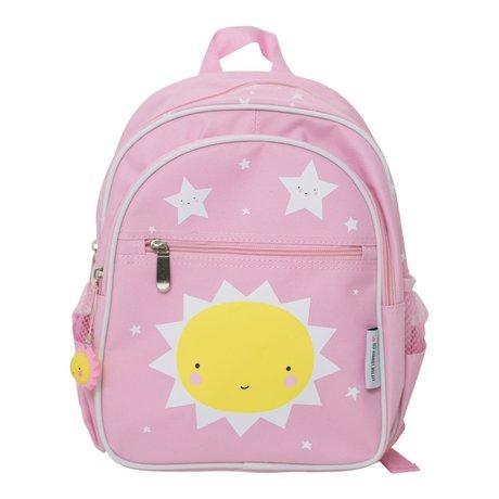 A Little Lovely Company Rugzak Miss Sunshine 25x31.5x15.5cm