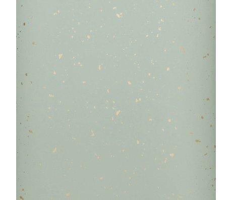 Ferm Living Behang Confetti mint groen 10x0,53m batchnummer 1705