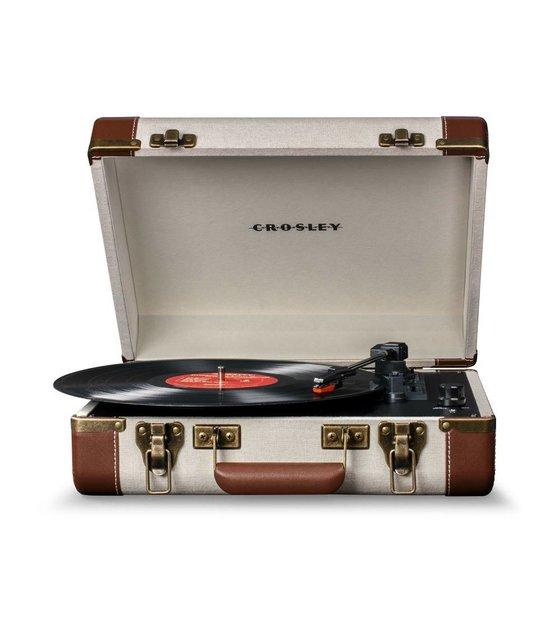 Crosley Radio Crosley radio Crosley Executive bruin beige 35,5x28x11 ...