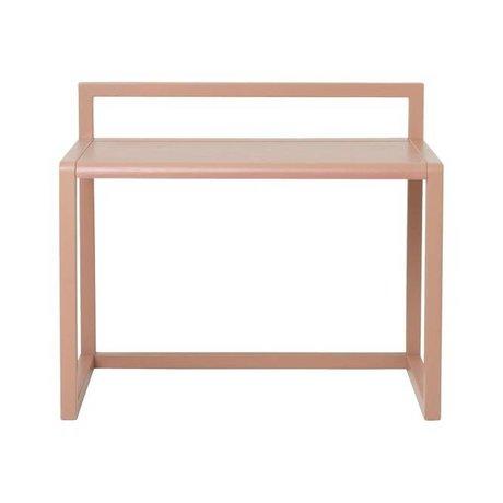Ferm Living Little Architect desk rosewood 70x45x60cm