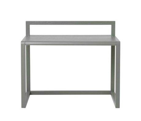 Ferm Living Architecte bureau Petit bois gris 70x45x60cm