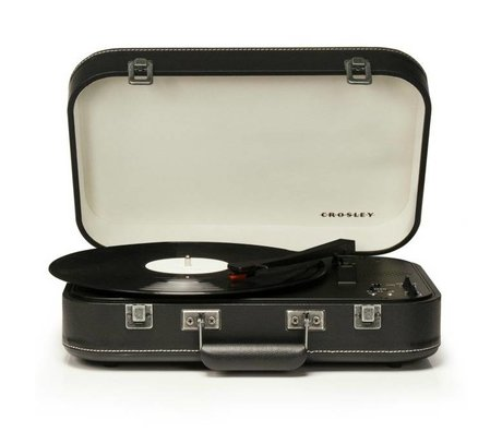 Crosley Radio Crosley radio Crosley Coupe zwart 39x29,8x9cm